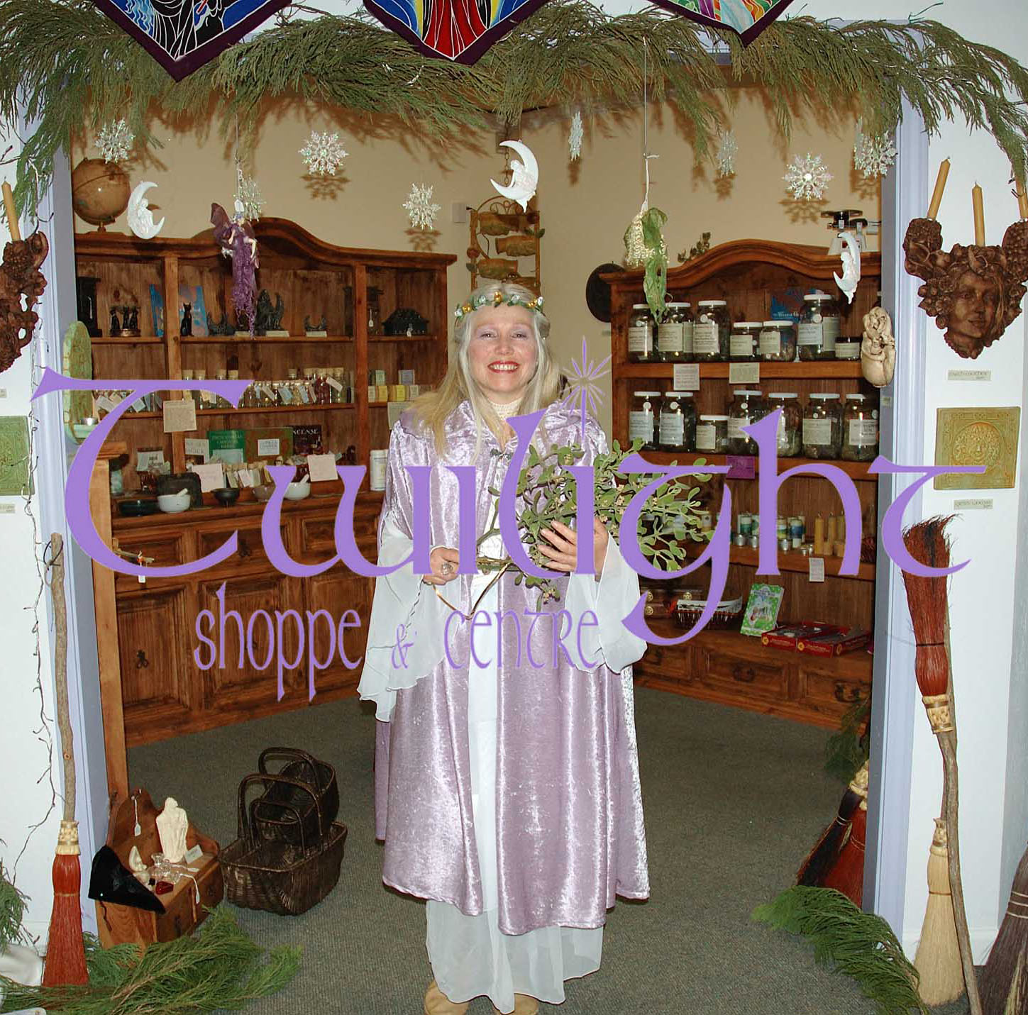 A magickal shoppe worth visiting...